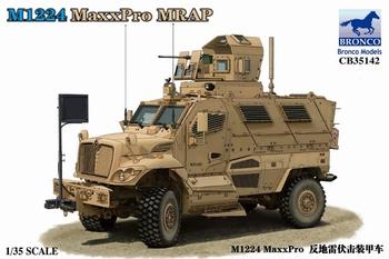 BC35142  M1224 MaxxPro MRAP  1:35 kit
