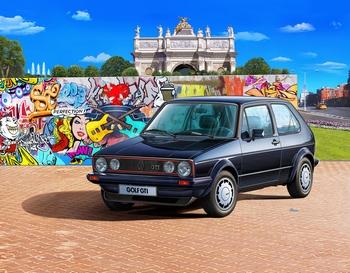 RE5694  35 Years Volkswagen Golf GTI Pirelli  1:24 kit