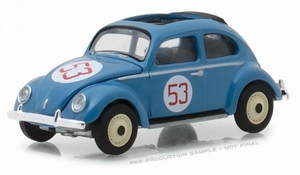 29920A  Volkswagen Splitwindow Beetle #53  1954  1:64