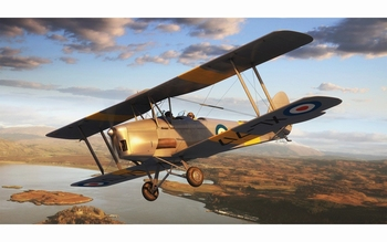 A02106  De Havilland DH.82a Tiger Moth  1:72 kit