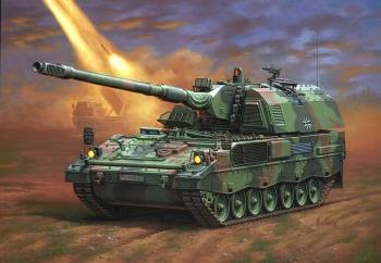 RE3279   Panzerhaubitze 2000  1:35 kit
