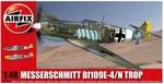 A05122A  Messerschmitt Bf109E-4/N Tropical 1:48 kit