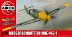 A05120A  Messerschmitt Bf109E-4/E-1 1:48 kit