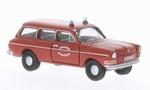 09701  VW Typ 3 1600 Variant, Feuerwehr Einsatzleitung 1:87