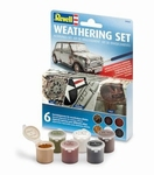 RE39066  Weathering Set (6 Pigmente) 6-Delig
