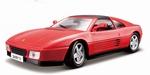 16006  Ferrari 348 TS  rood 1:18