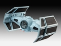 RE3602  Darth Vader's TIE Fighter 1:121 kit