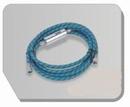 BD29  Airbrushslang blauw 180 cm - G1/8-G1/8 1,80 m