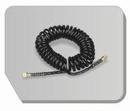 BD22-180  Airbrushslang zwart 180 cm - G1/8-G1/4 1,80 m