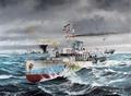 RE5132  Flower Class Corvette HMCS SNOWBERRY 1:144 kit