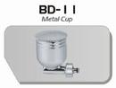 BD11  Metalen Verfcup 7 ml