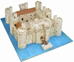 AE1014  Bodiam Castle 1:180 kit