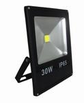 010914   Led Straler 30 watt Flat line 19,5x22,8x4,5cm