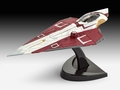 RE3614  Jedi Starfighter 1:80 kit