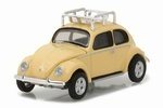 29870A  1948 Volkswagen Split Window Beetle with Roof Rack 1:64