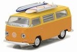 29893  971 Volkswagen Type 2 Van? with Surf Boards 1:64