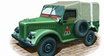 CB35096  GAZ69(M) 4x4 Utility Truck 1:35 kit