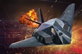 RE3899  F-117 Stealth Fighter 1:72 kit