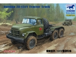 BC35194  Russian Zil-131V Tractor Truck 1:35 kit