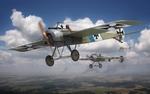 A01087  Fokker E.III Eindecker 1:72 kit