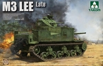 TA2087  US Tank M3 Lee Late 1:35 kit