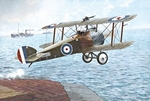 R044  Sopwith 2F1 Camel 1:72 kit