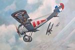 R059  Nieuport 24 1:72 kit