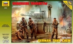 ZV3614  GERMAN TANK CREW 1943-1945 1:35