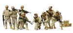 T32406  U.S. Modern Infantry (Iraq War) 1:35 kit