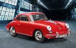 RE7679   Porsche 356 Coupe 1:16 kit