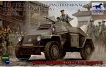 CB35022  Sd.Kfz.221 Armoured 1:35 kit