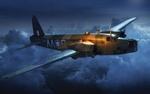 A08019  Vickers Wellington Mk.IA/C 1:72 kit