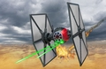 RE6745  Special Forces TIE Fighter 1:35 kit