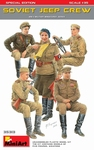 MA35313  Soviet Jeep Crew. Special Edition (35049) 1:35 kit