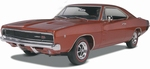 RE854202  '68 Dodge Charger 1:25 kit