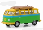 29960B  Volkswagen Samba Bus 1964 with Surfboards 1:64