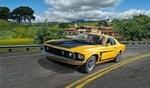 RE7025  1969 Boss 302 Mustang 1:25 kit