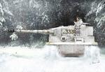 A01359  Tiger-1 Mid Version 1:35 kit