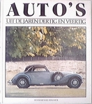 9859  Auto''s uit de jaren dertig tot veertig B26 X H30 cm