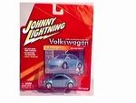 16 Volkswagen New Beetle 2001 (mintgroen) 1:64