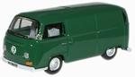 76VW001 Volkswagen T2 Bus (groen) 1:76