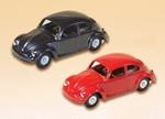 0640 Volkswagen Kever ( Grijs) +/- 1:32
