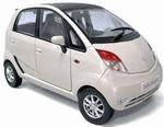 186622  Tata Nano 2009 (wit) 1:18