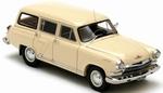 43806 VOLGA GAZ M22 1960 (beige) 1:43