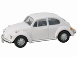 2512711  Volkswagen Kever (wit) 1:43