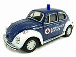 534391  Volkswagen Kever Ambulance (blauw) 1:43