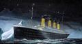RE5804  R.M.S. Titanic 1:1200 Kit