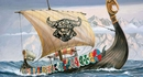RE5403 Viking Ship 1:50Kit