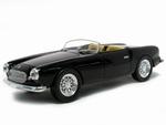 1234  Maserati 2000 GT Spyder 1955  zwart 1:43