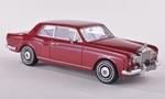44185  Rolls Roys Corniche FHC donkerrood 1:43